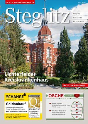 Titelbild Steglitz 6/2020