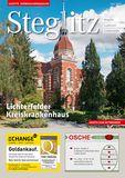 Titelbild: Gazette Steglitz Juni Nr. 6/2020