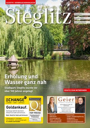 Titelbild Steglitz 7/2020