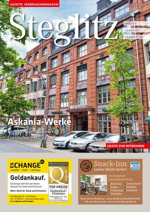 Titelbild Steglitz 8/2020