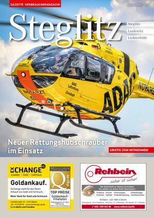 Titelbild Steglitz 9/2020