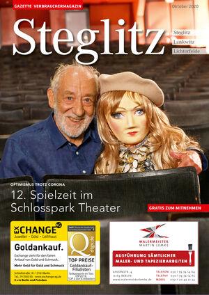 Titelbild Steglitz 10/2020