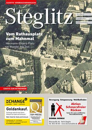 Titelbild Steglitz 1/2021