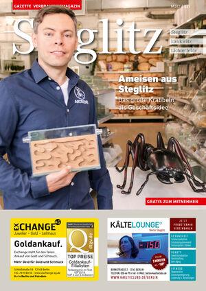 Titelbild Steglitz 3/2021