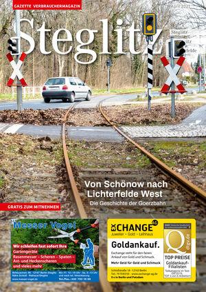 Titelbild Steglitz 4/2021