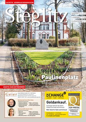 Titelbild Steglitz 5/2021