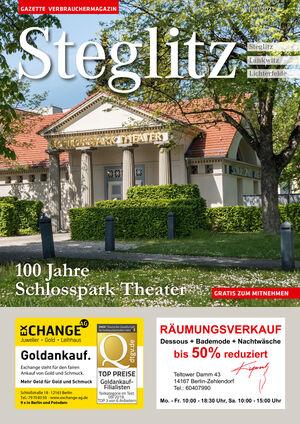 Titelbild Steglitz 6/2021
