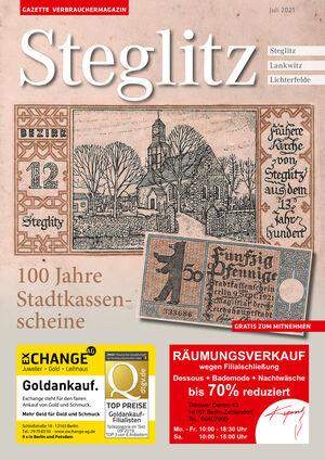 Titelbild Steglitz 7/2021