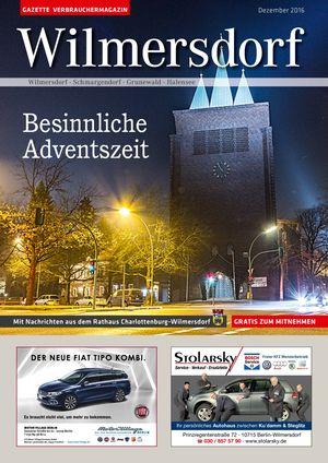 Titelbild Wilmersdorf 12/2016