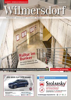Titelbild Wilmersdorf 1/2017