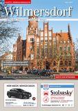 Titelbild: Gazette Wilmersdorf März Nr. 3/2017