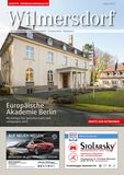 Titelbild: Gazette Wilmersdorf April Nr. 4/2017