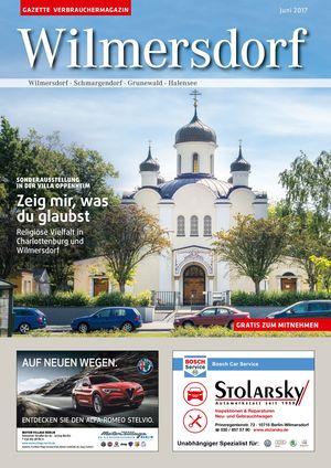 Titelbild Wilmersdorf 6/2017