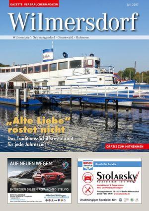 Titelbild Wilmersdorf 7/2017