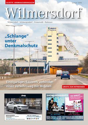Titelbild Wilmersdorf 1/2018