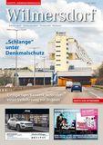 Titelbild: Gazette Wilmersdorf Januar Nr. 1/2018