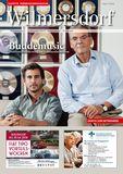 Titelbild: Gazette Wilmersdorf April Nr. 4/2018