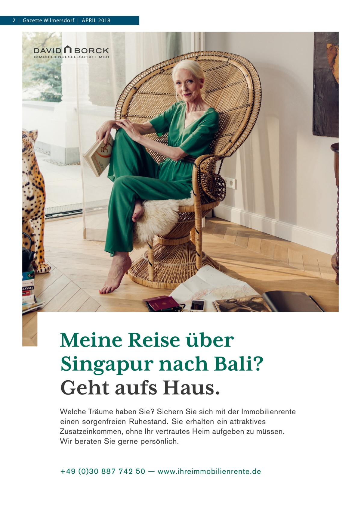 2|Gazette Wilmersdorf|April 2018