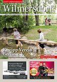 Titelbild: Gazette Wilmersdorf Mai Nr. 5/2018
