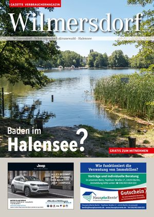 Titelbild Wilmersdorf 8/2018