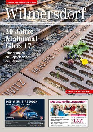 Titelbild Wilmersdorf 10/2018