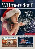 Titelbild: Gazette Wilmersdorf Dezember Nr. 12/2018