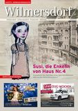 Titelbild: Gazette Wilmersdorf März Nr. 3/2019