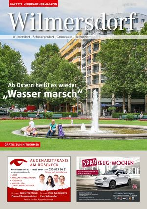 Titelbild Wilmersdorf 4/2019