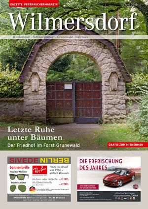 Titelbild Wilmersdorf 6/2019