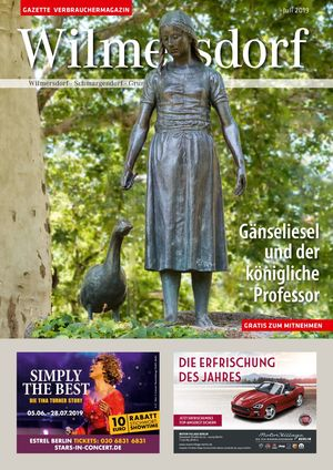Titelbild Wilmersdorf 7/2019