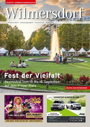 Titelbild Wilmersdorf 9/2019