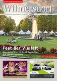 Titelbild: Gazette Wilmersdorf September Nr. 9/2019