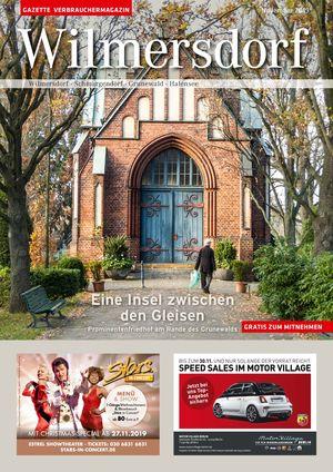 Titelbild Wilmersdorf 11/2019
