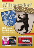 Titelbild: Gazette Wilmersdorf Januar Nr. 1/2020