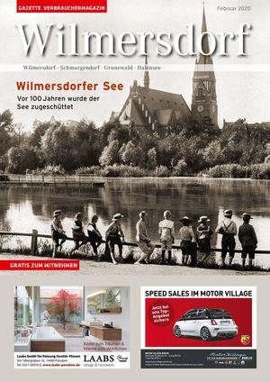 Titelbild Wilmersdorf 2/2020