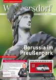 Titelbild: Gazette Wilmersdorf April Nr. 4/2020