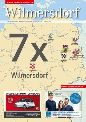 Titelbild Wilmersdorf 5/2020