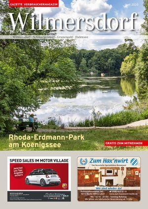 Titelbild Wilmersdorf 6/2020