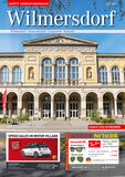Titelbild: Gazette Wilmersdorf Juli Nr. 7/2020