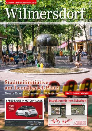 Titelbild Wilmersdorf 9/2020