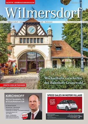 Titelbild Wilmersdorf 10/2020