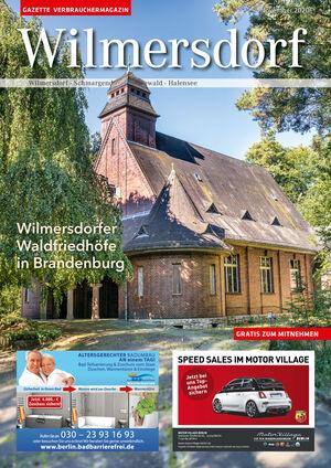 Titelbild Wilmersdorf 11/2020