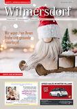 Titelbild: Gazette Wilmersdorf Dezember Nr. 12/2020