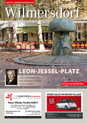 Titelbild Wilmersdorf 2/2021