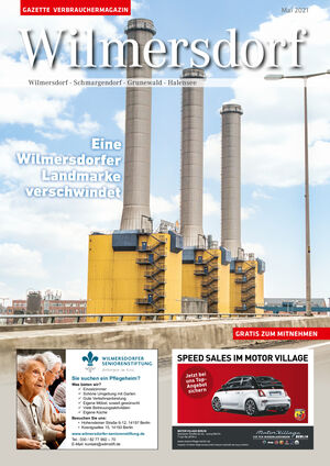 Titelbild Wilmersdorf 5/2021