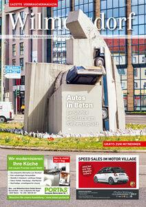 Aktuelles Titelbild der Gazette Wilmersdorf