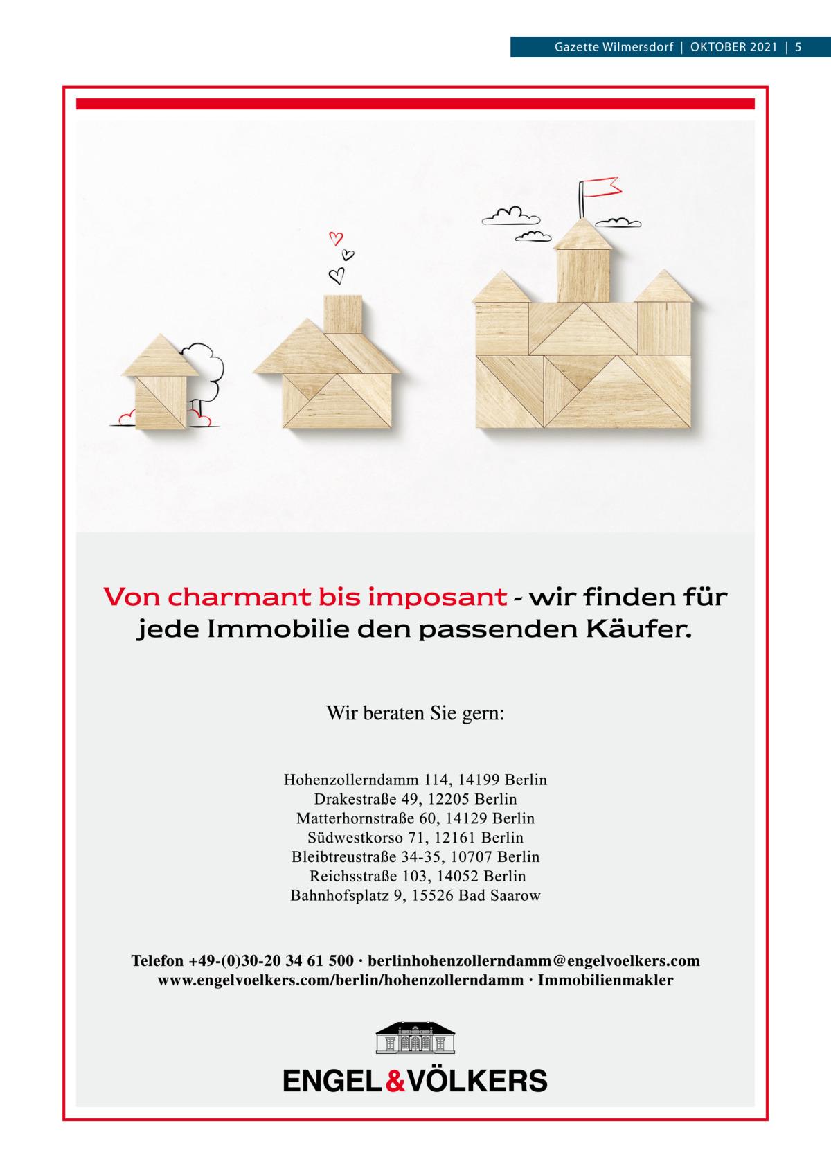 Gazette Wilmersdorf OktOber 2021 5