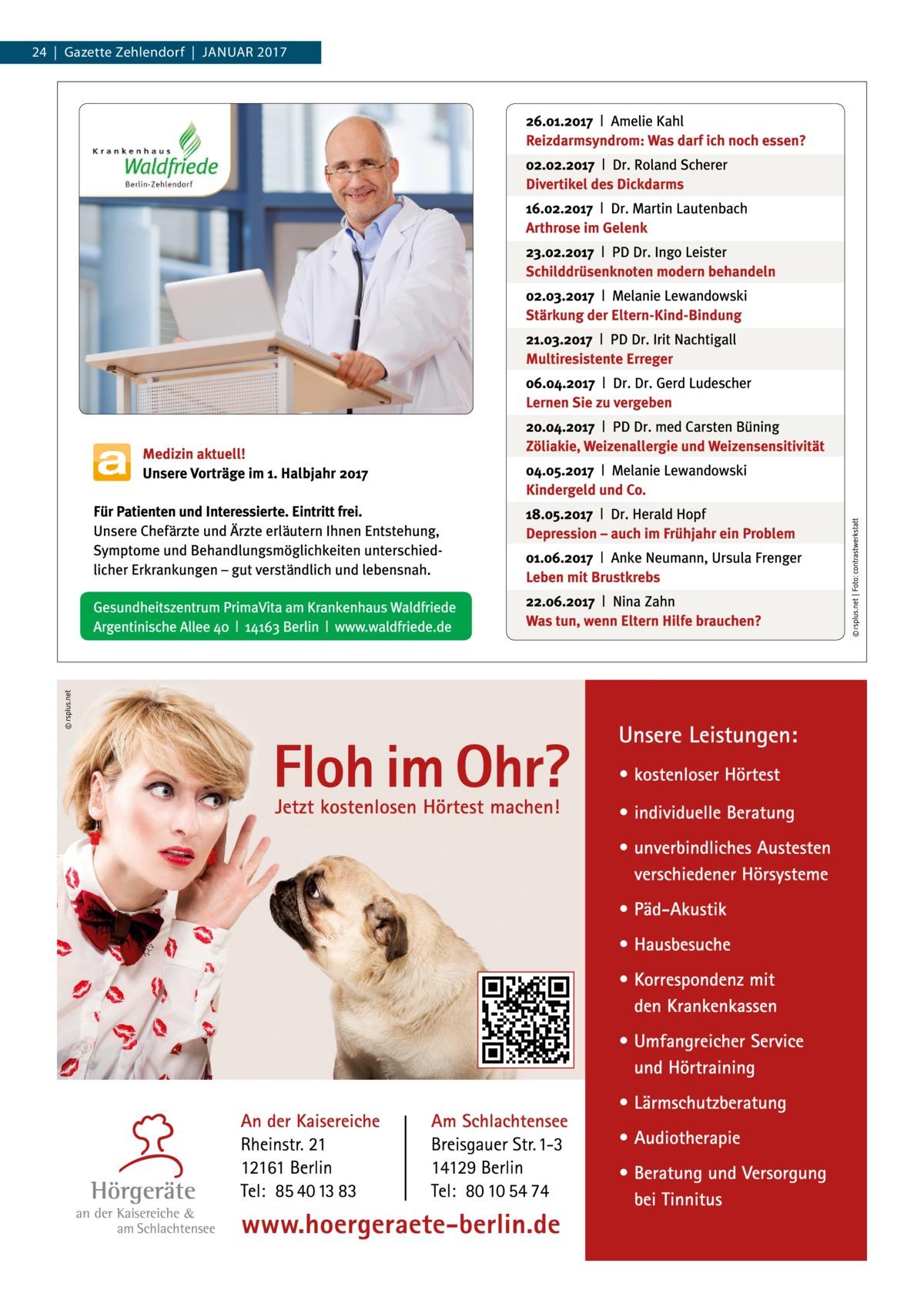 24 Gazette Zehlendorf Januar 2017