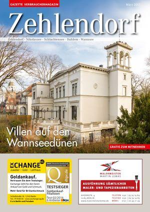 Titelbild Zehlendorf 3/2017