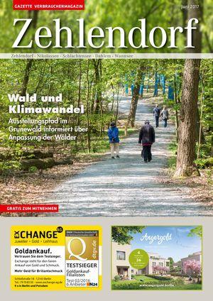 Titelbild Zehlendorf 6/2017